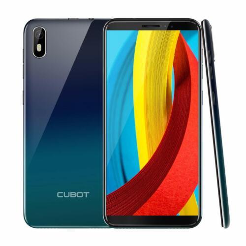 "5,5"" Cubot J5 Android 9 3G Handy Ohne Vertrag 16GB Quad Core Smartphone Dual SIM"