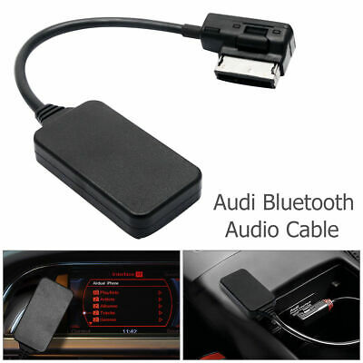 AMI MDI MMI Bluetooth 5.0 Music Interface AUX Audio Cable Adapter UK For Audi VW