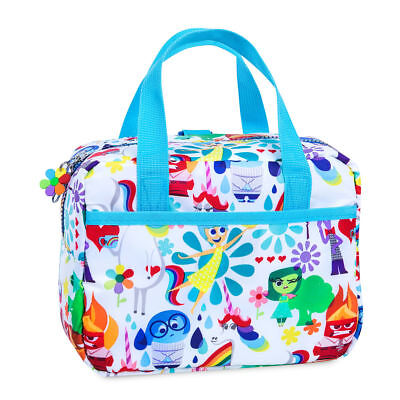 NWT Disney Store Inside Out Lunch Box Tote Bag School