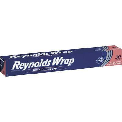 New 1x Reynolds Wrap 30 Sq. Ft. Aluminum Foil