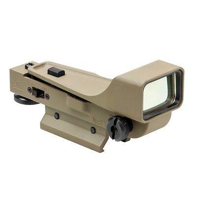 Ncstar Tan Gen 2 Dp Red Dot Reflex Optic W  Aluminum Body Weaver Mount Dptv2