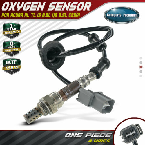 Rear O2 Oxygen Sensor for Acura RL 1996-2004 Downstream Front TL 95-98 V6 I5