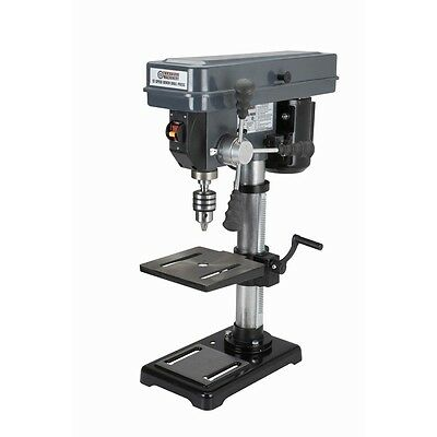 """BRAND NEW! 12 speed 10"""" bench top drill press - 300 to 2900 RPM - Great for shop"""