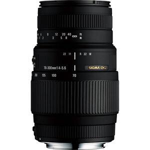 Sigma-DG-70-300-mm-F-4-0-5-6-AF-Macro-Objektiv-fur-Canon