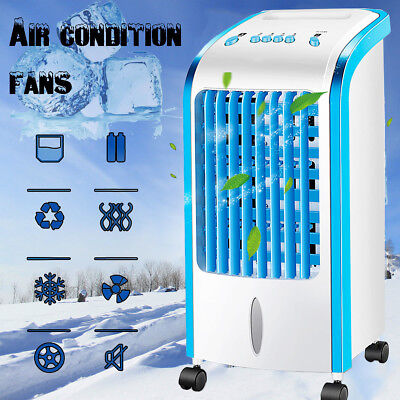 Portable Air Conditioner Room Indoor Cooler Fan Humidifier Conditioning Units