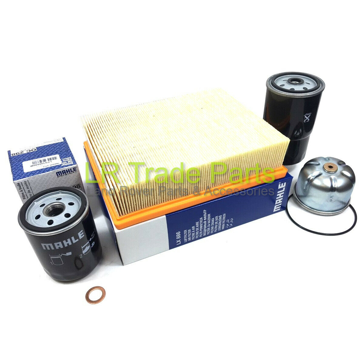 ERR6299 Land Rover Defender 90//110//130 TD5 Rotor Oil Filter
