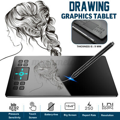 VEIKK A50 Art Digital Graphics Drawing Tablet with 8192 Leve