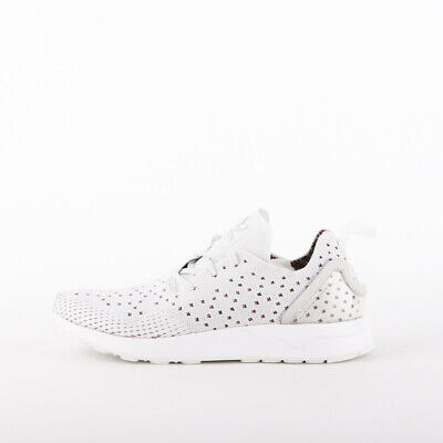Mens Adidas ZX Flux Advance Assymetric PK White Trainers (TGF41) RRP £109.99