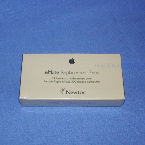24 APPLE NEWTON EMATE REPLACEMENT PENS UNOPENED BOX OF 24