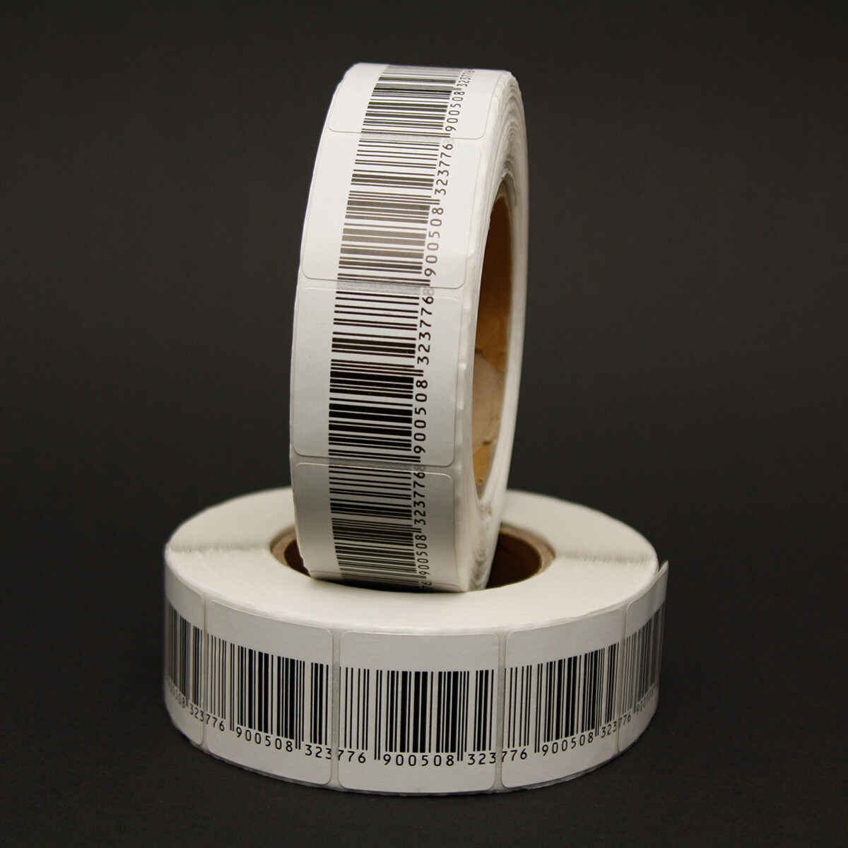 RF Klebeetiketten 8.2MHz 3x4 barcode Warensicherung Artikelsicherung RF Label