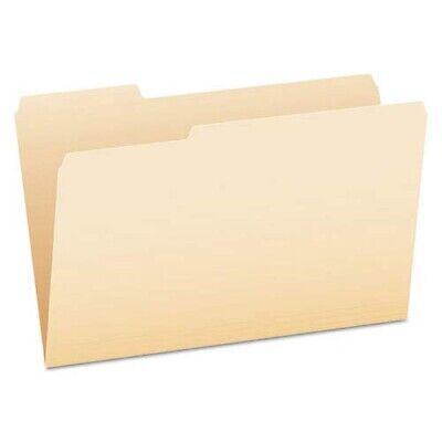 Pendaflex 75313 File Folders 13 Cut Top Tab Legal Manila 100box