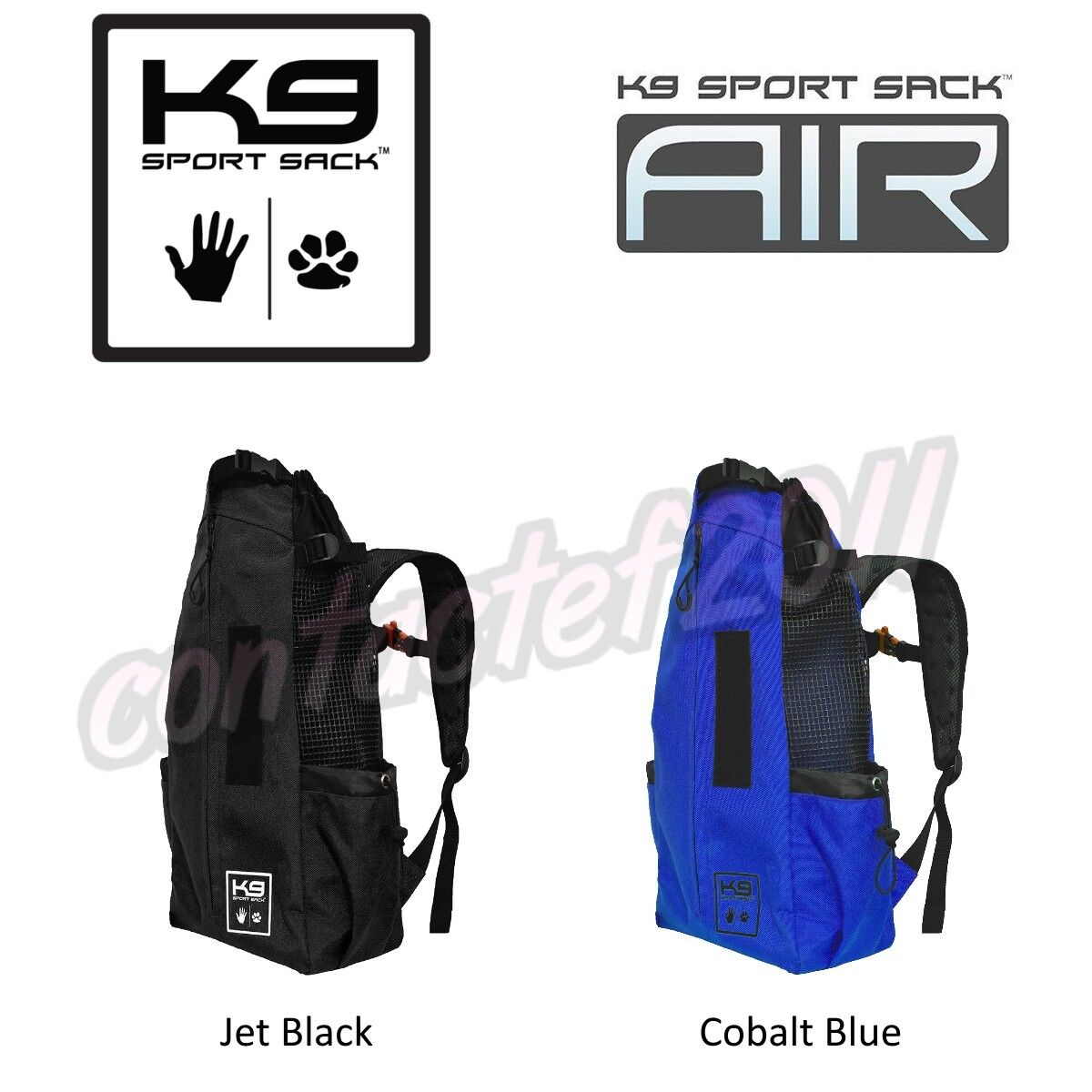 K9 Sport ASSORTED Sack Air Backpack Dog Carrier BRAND NEW WI