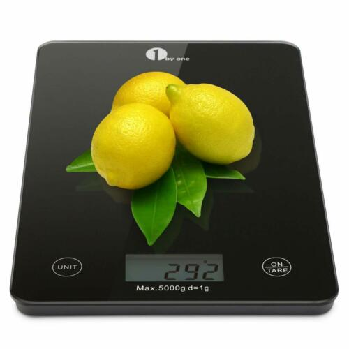 1byone kitchen scales food baking weight diet