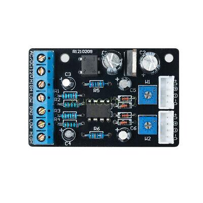 Ta7318p Vu Meter Driver Circuit Board Stereo Module Tube Amplifier Db Level