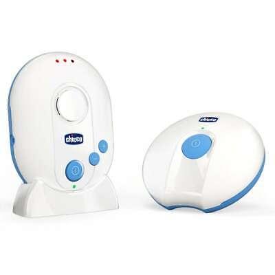 Baby Monitor Chicco Audio DECT Raggio 300m 10 livelli volume Bianco / Blu 766100 na sprzedaż  Wysyłka do Poland