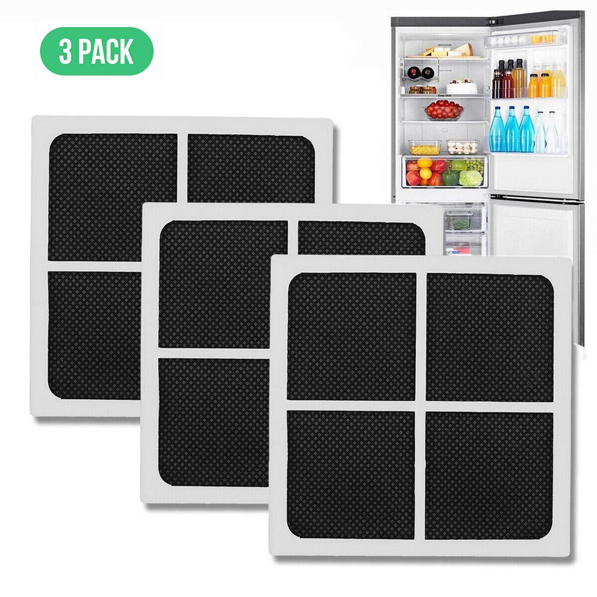 3-Pack Replacement Refrigerator Air Filter fits LG LT120F Ke