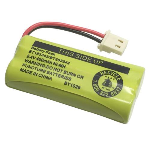Original Vtech BT183342/BT283342 Battery Pack 2.4V 400mAh for ATT Cordless Phone