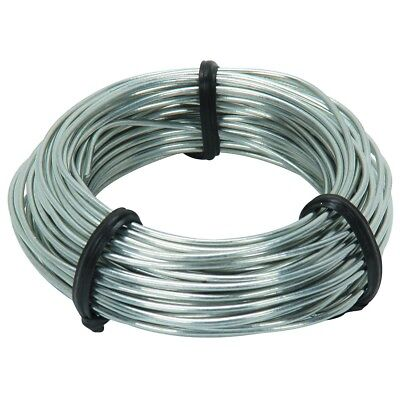 Hay Bail (25 Ft. Mechanics Wire Soft Wire for Binding Hay Bailing)