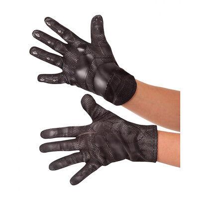 Kids Black Panther Gloves MCU Marvel Chadwick Boseman Civil War Infinity Youth](Panther Gloves)