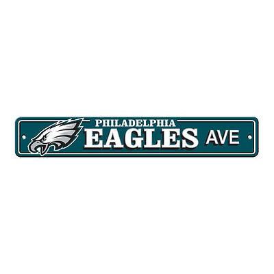 - New NFL Philadelphia Eagles Home Decor AVE Street Sign 24