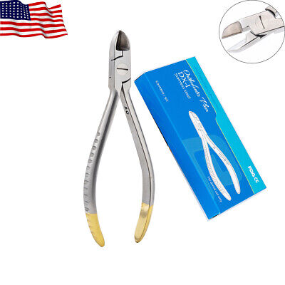 1xhard Wire Cutter Pliers Dental Orthodontic Lab Dentist Instruments Easyinsmile
