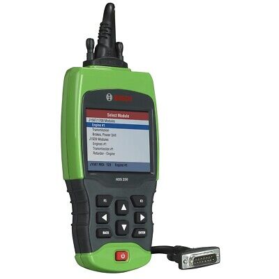 HDS 250 Scan Tool and Code Reader for Heavy Truck BOS1699200240 Brand New!