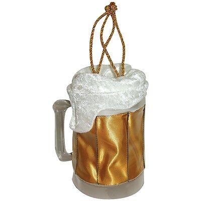 Beer Mug Purse Costume Accessory Adult Womens Oktoberfest