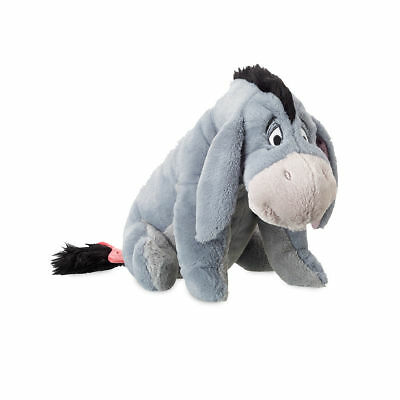 Disney Store Authentic Eeyore Plush Stuffed Animal Toy Winnie the Pooh Gift NWT