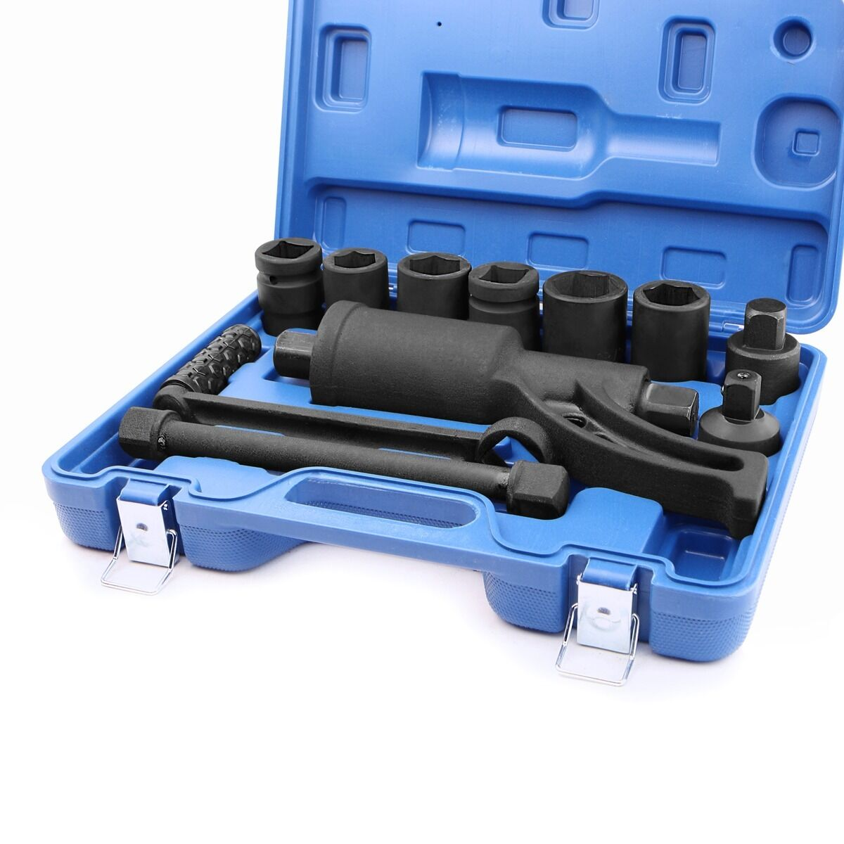 Hd Torque Multiplier Wrench Lug Nut Lugnuts Remover Labor