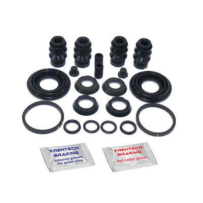 Ford Mondeo MK3 2000-2004 2x Rear brake caliper repair kits seals B38047AB-2