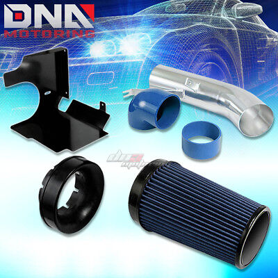 GMC/CHEVY/CADILLAC HEAT SHIELD COLD AIR INTAKE 4.8/5.3/6.0L TRUCK PICK UP BLUE A