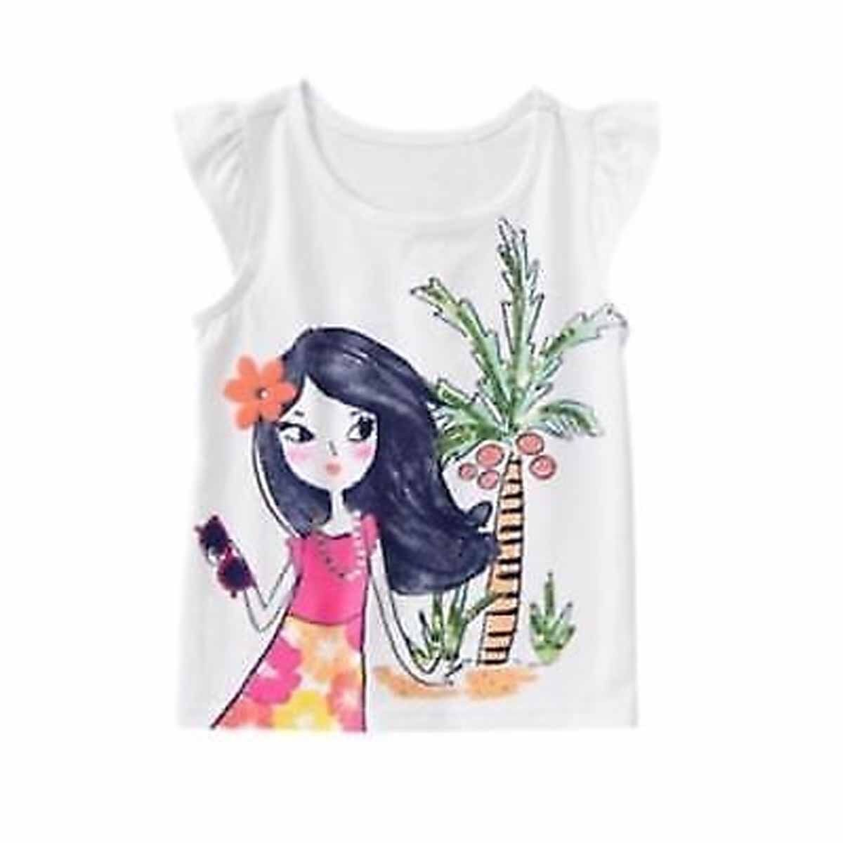 NWT Gymboree Spring Summer Top Tee Shirt Girls New