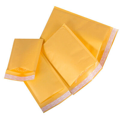 500 000 4x7 Pmg Kraft Bubble Mailers Self Seal Padded Envelops 4 X 7