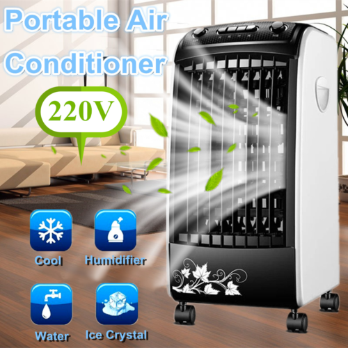 220v portable air conditioner conditioning fan humidifier
