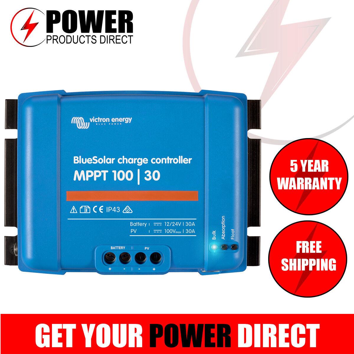 Victron Energy 100 30 Mppt Solar Controller 12v 24v 100v Input Battery Charger Circuit Besides Charge 30a