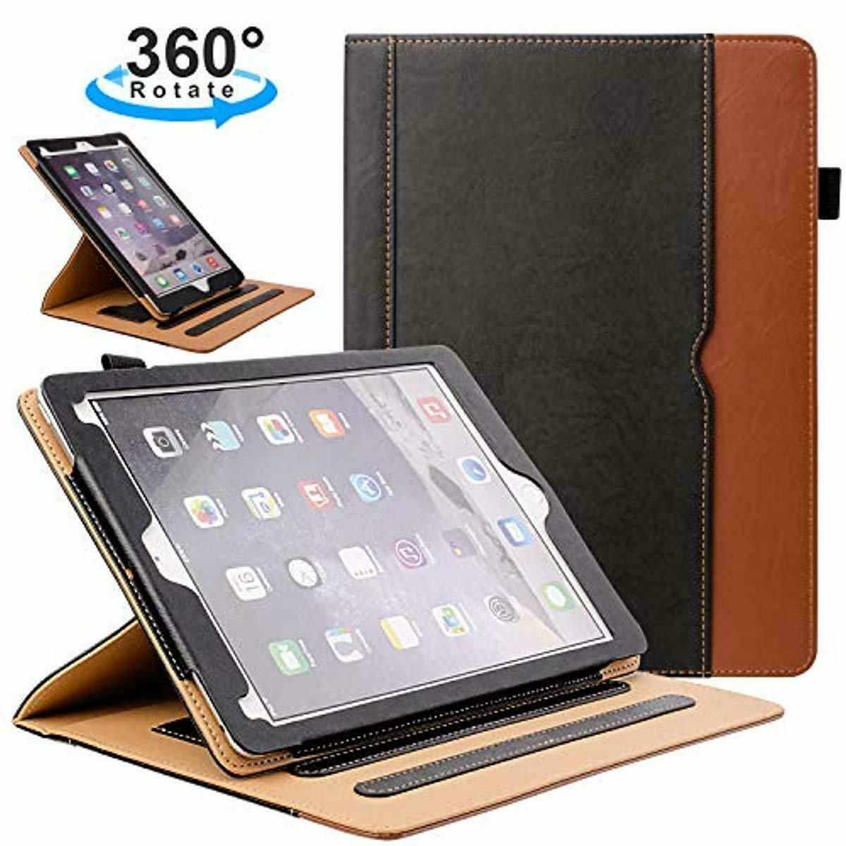 ZoneFoker New iPad Air 3 10.5 inch 2019 Tablet Leather Case,