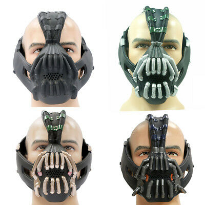 Bane Cosplay Mask Helmet The Dark Knight Rises Batman Costume Props - Halloween Costumes Bane Mask