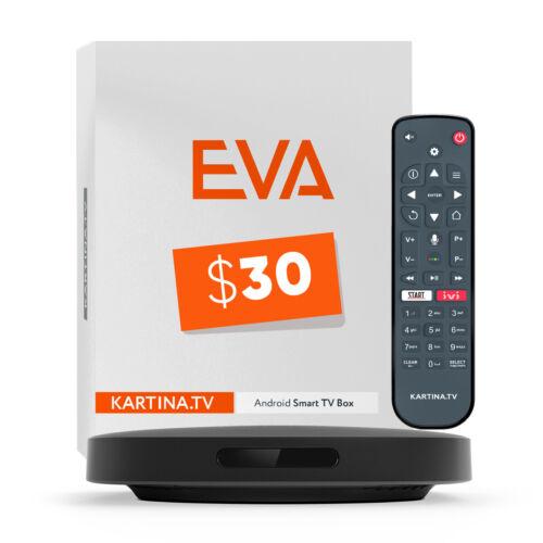 Kartina EVA Receiver, official shop Kartina.TV. Приставка Картина ТВ