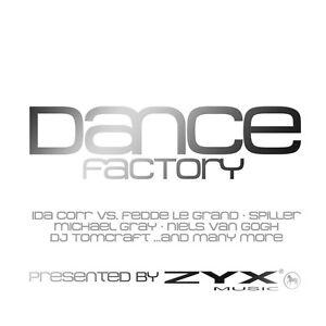 CD-Dance-Factory-Ha-presentato-Di-ZYX-di-Various-Artists-2CDs