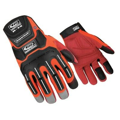 Ringers Gloves 148-11 R-14 Mechanics Cut Resistant Impact Work Gloves - X-large