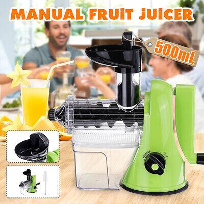 500ML Manuale Frutta Spremitore Spremiagrumi Strumento Mano Limone Arancia Succo