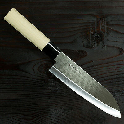 Kitchen Chef Knife Japanese Knives Santoku multi purpose knife SEKI JAPAN 1-614