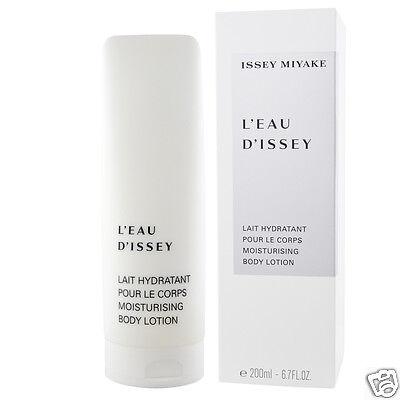 Issey Miyake L'Eau d'Issey Körperlotion 200 ml (woman)