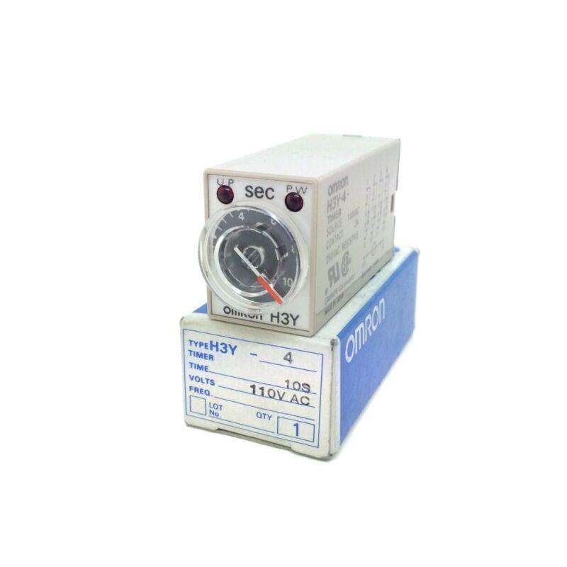 TIMER OMRON H3BF-8-24VDC 0.5s-100h H3BF824VDC