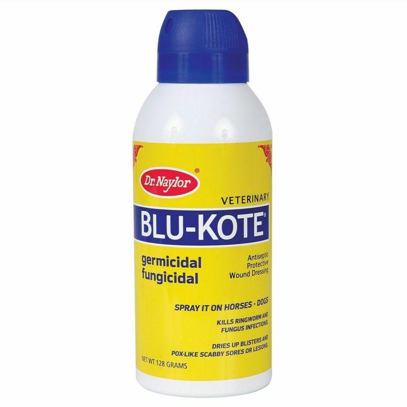 Blu-Kote 5oz spray Veterinary Antiseptic Germicidal Fungal Wound Dressing