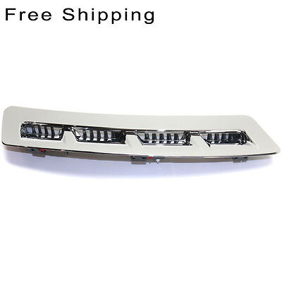 Front RH Side Chrome Fender Vents W/O Sport Package Fits QX70 FX37 IN1267100