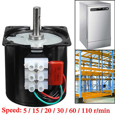 Ac 220v 14w High Torque 50hz Gear-box 60ktyz Synchronous Gear Motor Replacement