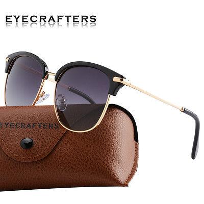 Retro Womens Ladies Sunglasses Polarized Driving Mirrored Fashion Shades New