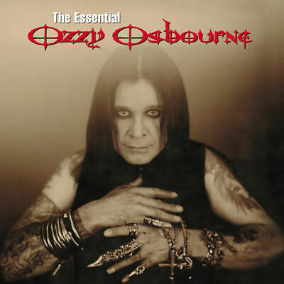 Ozzy Osbourne ESSENTIAL Best Of 30 Songs REMASTERED Collection NEW SEALED 2