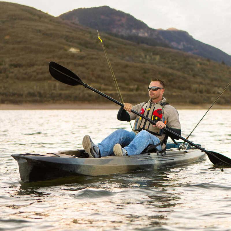 Lifetime Stealth PRO Angler Fishing & Hunting Kayak